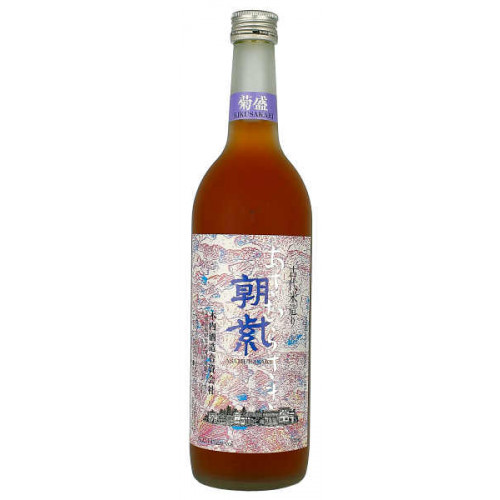 Kikusakari Asamurasaki Sake