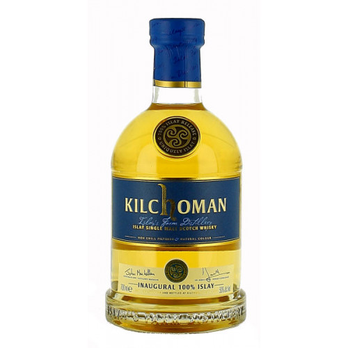 Kilchoman The Inaugural 100% Islay