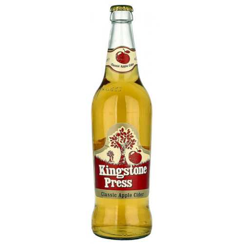 Kingston Press Classic Apple Cider