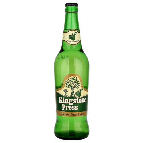Kingston Press Classic Pear Cider