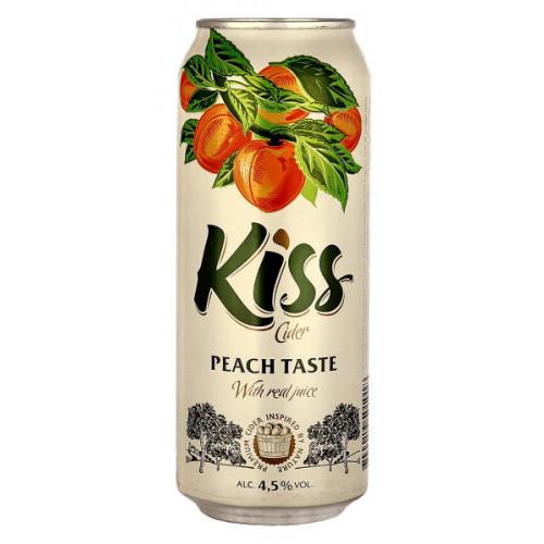 Kiss Peach Cider