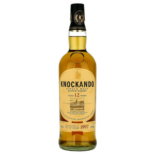 Knockando Single Malt Aged 12 Years