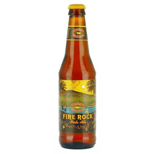 Kona Brewing Fire Rock