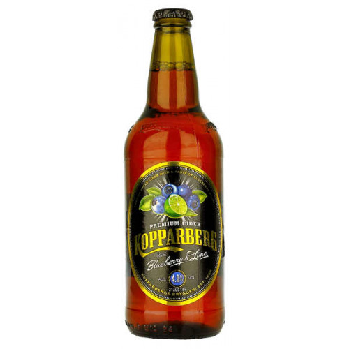 Kopparberg Blueberry and Lime 500ml