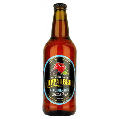Kopparberg Alcohol Free Mixed Fruit 500ml