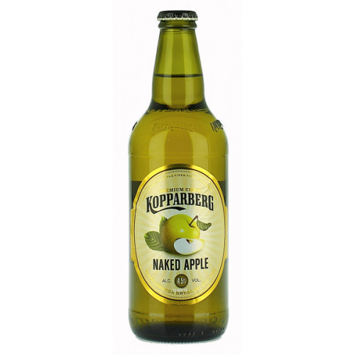 Kopparberg Naked Apple Cider 500ml