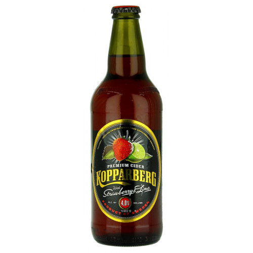 Kopparberg Strawberry and Lime 500ml