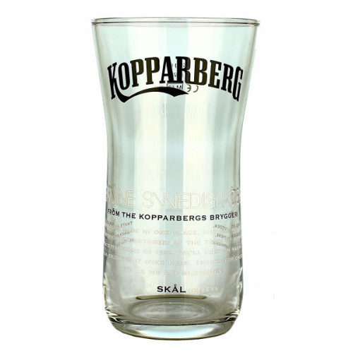 Kopparberg Tumbler Glass 0.5L