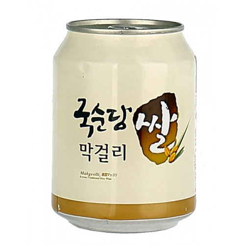 Korean Rice Wine (Can)