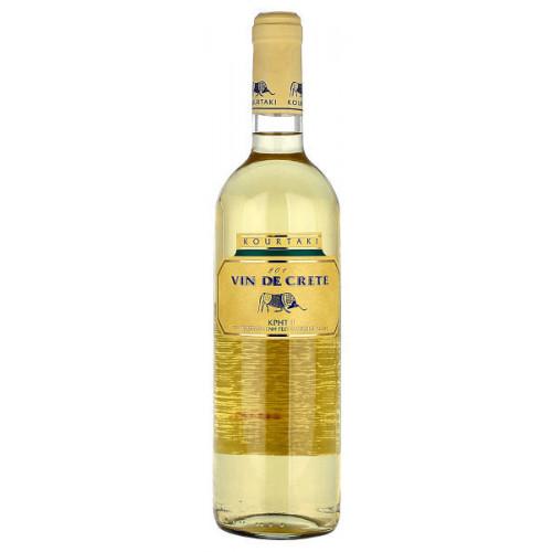 Kourtaki Vin De Crete White Dry