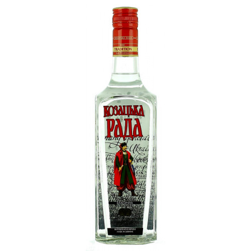 Kozatska Rada Classic Vodka