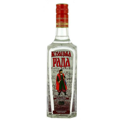 Kozatska Rada Ginseng Vodka