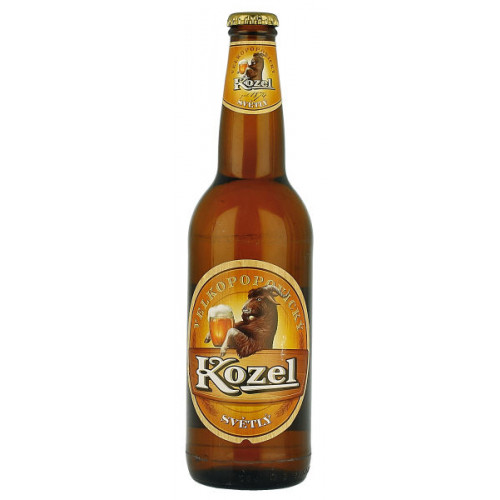 Kozel Svetly (Pale)
