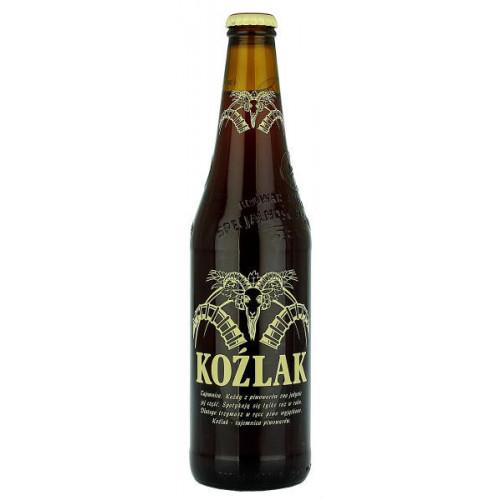 Amber Kozlak Bock Beer
