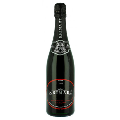 Krimart Red Sweet Sparkling Wine