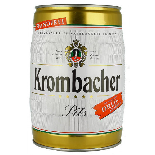 Krombacher 5 Litre Can