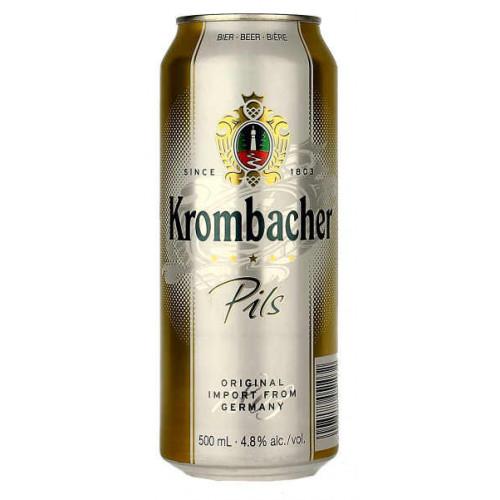 Krombacher Pils Can