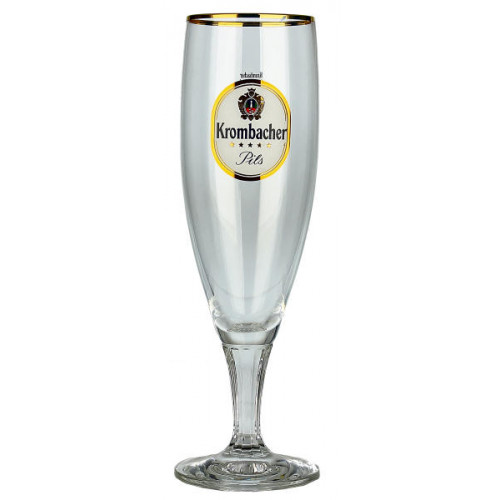 Krombacher Goblet Glass 0.3L
