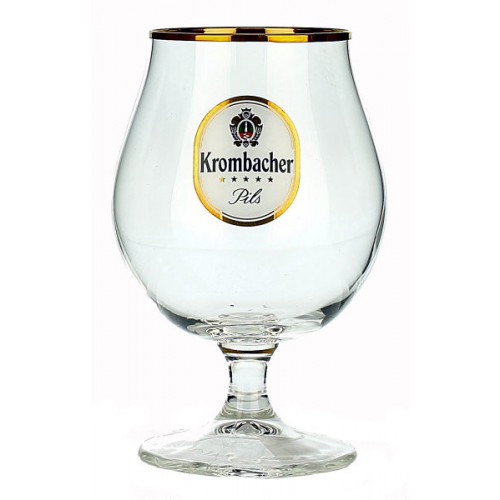 Krombacher Tulip Glass 0.4L