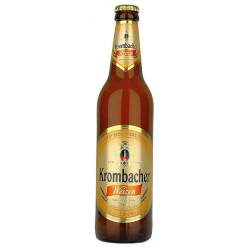 Krombacher Weizen (B/B Date 30/05/19)