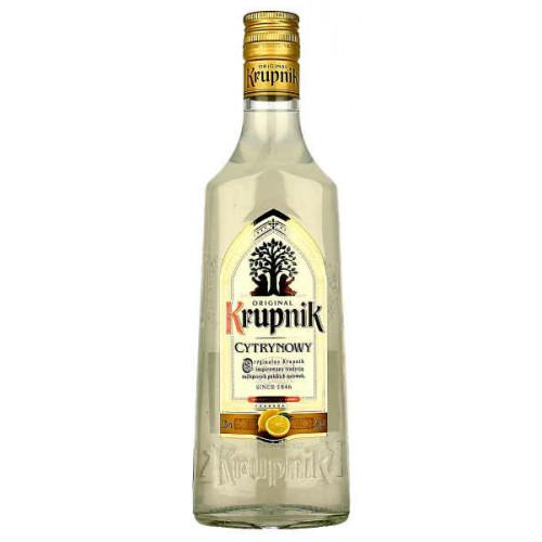 Krupnik Cytrynowy Liqueur (Lemon)