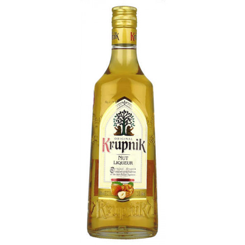 Krupnik Nut Liqueur (Hazelnut and Walnut)