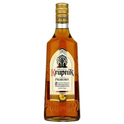 Krupnik Pigwowy Liqueur (Quince)