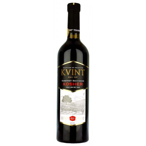 Kvint Cabernet Sauvignon Kosher Red Dry Wine