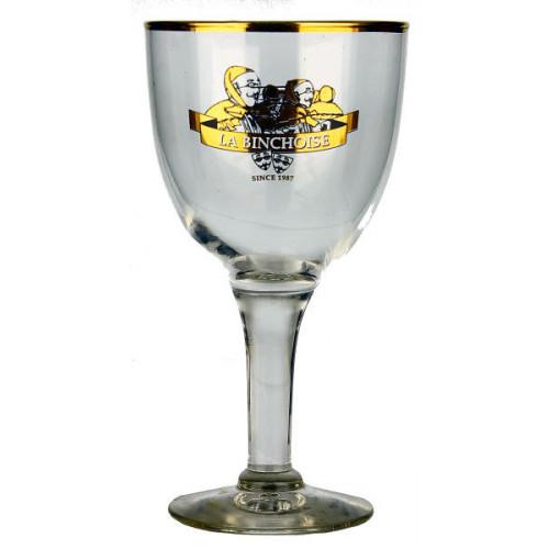 La Binchoise Chalice Glass 0.25L