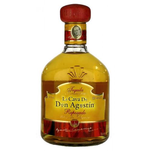 La Cava De Don Augustin Reposado Tequila