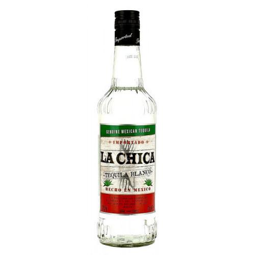 La Chica Tequila Blanco