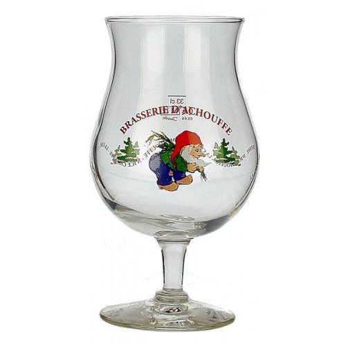 La Chouffe Tulip Glass (Half Pint/0.33L)