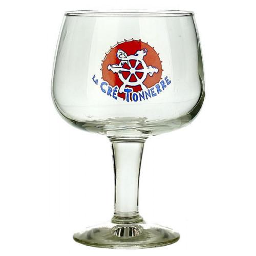 La Cre Tonnerre Chalice Glass 0.25L