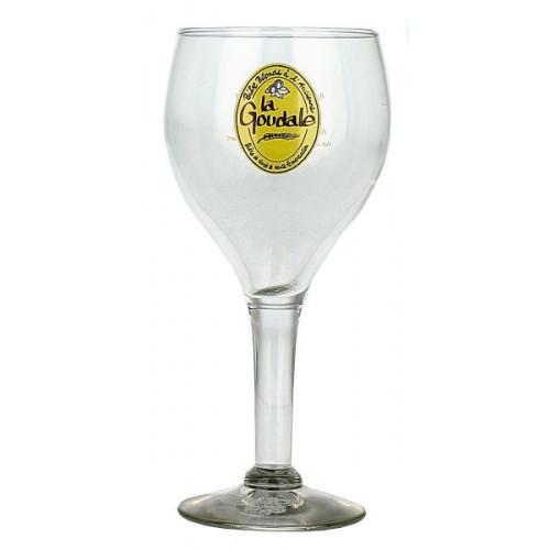 La Goudale Goblet Glass 0.25L