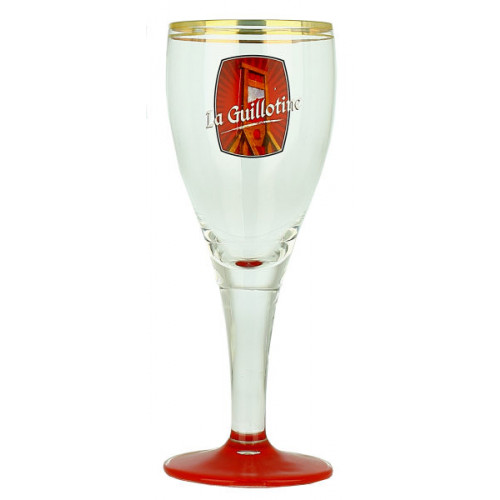 La Guillotine Goblet Glass 0.25L