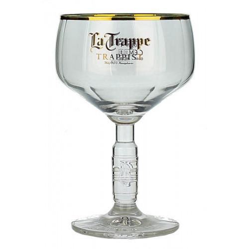 La Trappe Chalice Glass (Half Pint/0.25L)