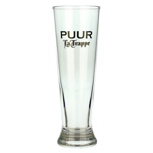 La Trappe Puur Pokal Glass