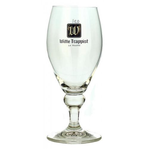 La Trappe Witte Goblet Glass 0.3L