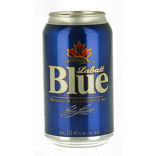 Labatts Blue 355ml Can