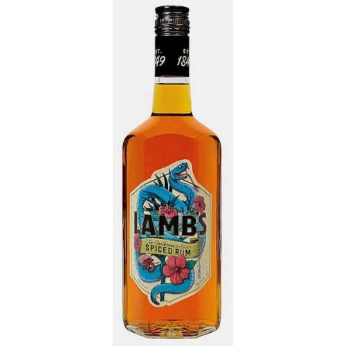 Lambs Spiced Rum