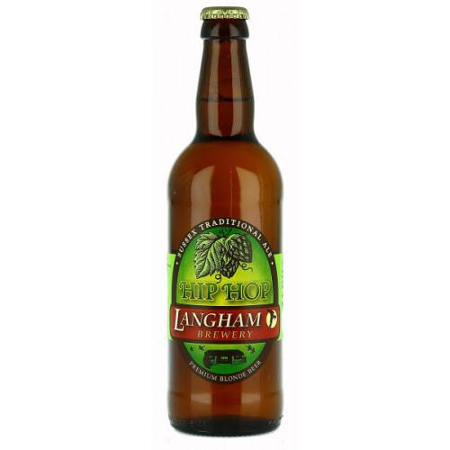 Langham Brewery Hip Hop