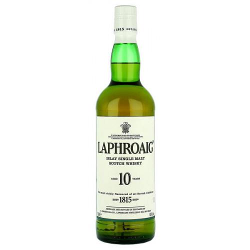 Laphroaig Single Malt 10 Years Old