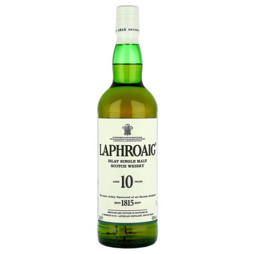Laphroaig Single Malt 10 Years Old