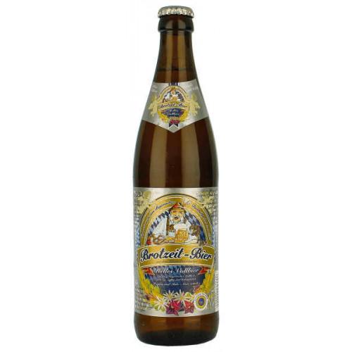 Lauterbacher Brotzeit-Bier Helles Vollbier