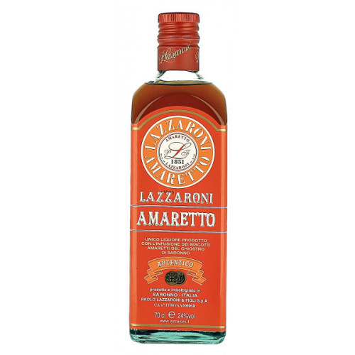 Lazzaroni Amaretto 70cl