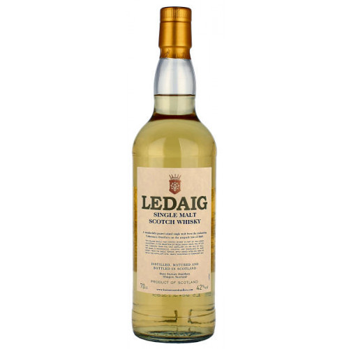 Ledaig Single Malt Scotch Whisky