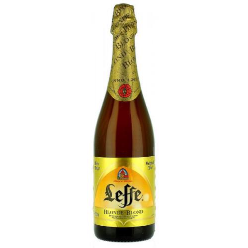 Leffe Blonde 750ml