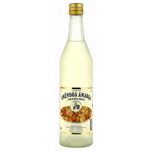 Licor Amendoa Amarga Amarelinha (Bitter Almond)