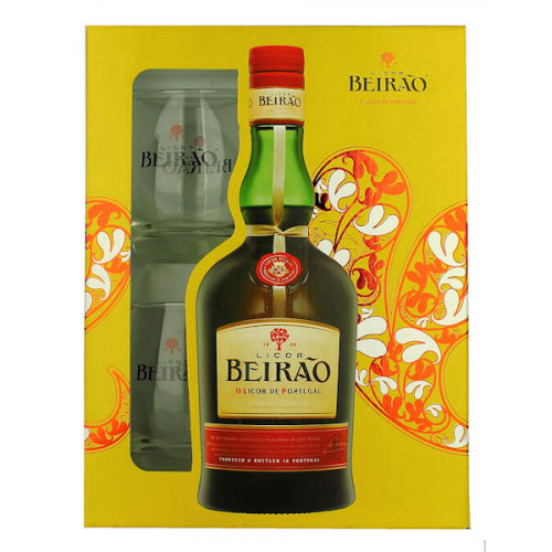 Licor Beirao Gift Pack