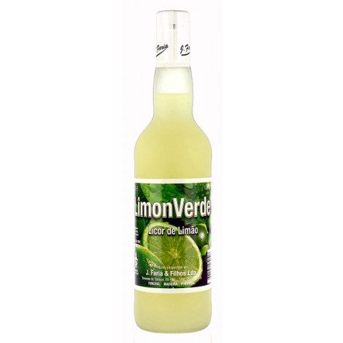 Licor de Limon Verde